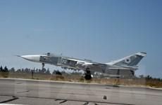 20 máy bay Nga tiến hành tập trận tại Quân khu miền Đông