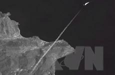 Triều Tiên tiếp tục phóng thêm một tên lửa đạn đạo Musudan