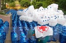 Lồng ghép hoạt động Chữ thập Đỏ với ứng phó biến đổi khí hậu