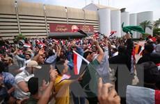 """Iraq sẽ trừng phạt những kẻ gây vụ bạo loạn tại """"Vùng Xanh"""""""