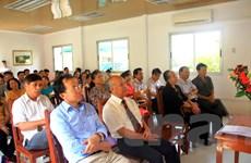 Người Việt tại Angola míttinh kỷ niệm ngày chiến thắng 30/4