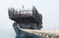 Thăm hỏi, hỗ trợ gia đình 34 ngư dân bị đâm chìm tàu ở Hoàng Sa