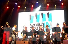 Hai ban nhạc Việt Nam tham gia Liên hoan nhạc jazz trẻ quốc tế