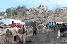 Mỹ triển khai binh sỹ tại Yemen giúp chống lại Al-Qeada