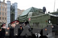 Iran chính thức trang bị hệ thống tên lửa S-300 của Nga