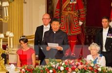 Trung Quốc lên tiếng về phát ngôn gây sốc của Nữ hoàng Anh
