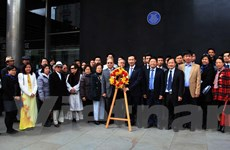 Người Việt tại Anh kỷ niệm ngày sinh của Chủ tịch Hồ Chí Minh