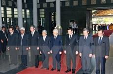Tổ chức trọng thể Lễ tang nguyên Phó Thủ tướng Hoàng Anh