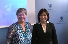 Mời gọi doanh nghiệp Na Uy đẩy mạnh đầu tư vào Việt Nam