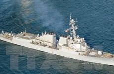 Tướng 4 sao Mỹ khẳng định sẽ tiếp tục tuần tra tại Biển Đông