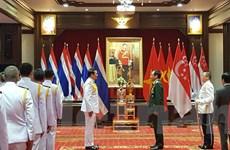 Phó Chủ nhiệm Tổng Cục Chính trị QĐND nhận huân chương của Thái Lan