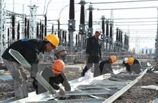 """EVNNPT phản hồi thông tin móng cột điện làm bằng """"bêtông trộn đất"""""""