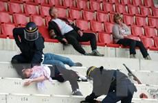 IS có khả năng lên kế hoạch tấn công khủng bố dịp Euro 2016