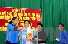 Cao Bằng công bố danh sách 50 đại biểu Hội đồng Nhân dân tỉnh