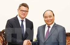 Thủ tướng tiếp Bộ trưởng Bộ Khoa học và Nghệ thuật bang Hessen, Đức