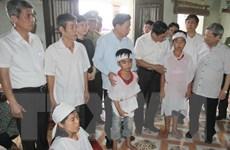 Hỗ trợ gia đình 5 nạn nhân tử vong do điện giật ở Bắc Ninh