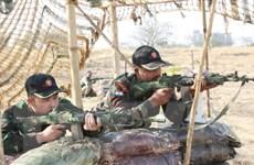 Việt Nam chuẩn bị cử sỹ quan cảnh sát tham gia gìn giữ hòa bình
