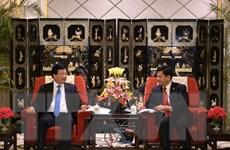 Phó Thủ tướng Trịnh Đình Dũng tiếp Bí thư tỉnh Vân Nam Lý Kỷ Hằng