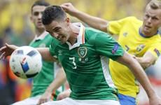 """Thụy Điển hòa may mắn với CH Ireland tại """"bảng tử thần"""""""
