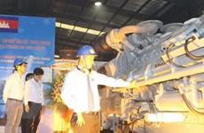 """Xuất khẩu hệ thống máy phát điện """"khủng"""" sang Campuchia"""