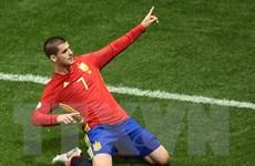 Tiết lộ nguyên nhân giúp Alvaro Morata ghi bàn cho Tây Ban Nha