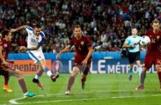 """EURO 2016: """"Gấu Nga"""" bị dồn vào đường cùng, phải quyết chiến xứ Wales"""