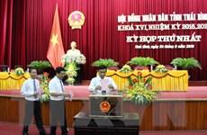 Thái Bình, Bình Định bầu các chức danh lãnh đạo chủ chốt của tỉnh