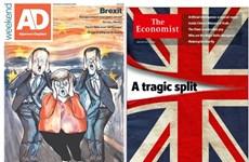 Sự kiện quốc tế từ 20-26/6: Thế giới chấn động vì Brexit