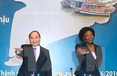 Thủ tướng Nguyễn Xuân Phúc dự Diễn đàn Đồng bằng sông Cửu Long