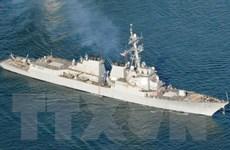 Nga cáo buộc tàu chiến Mỹ tiếp cận nguy hiểm tàu tuần tra Nga