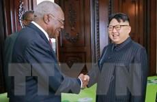 Triều Tiên-Cuba nhất trí thúc đẩy quan hệ hữu nghị truyền thống
