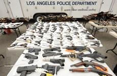 Hạ viện Mỹ chuẩn bị bỏ phiếu về dự luật kiểm soát súng đạn