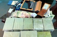 Triệt phá đường dây chuyển ma túy phức tạp quy mô lớn vào Việt Nam