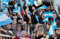 Argentina long trọng tổ chức lễ kỷ niệm 200 năm độc lập