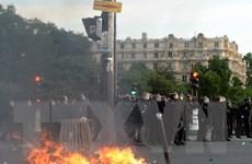 Pháp bắt giữ hàng chục người trong thời gian diễn ra trận chung kết