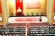 Quân ủy TW thông qua Chương trình thực hiện Nghị quyết Đại hội Đảng