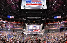Bầu cử Mỹ 2016: Khai mạc Đại hội Toàn quốc đảng Cộng hòa