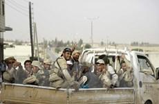 """Syria: Lực lượng do Mỹ hậu thuẫn cho IS """"48 giờ"""" rời khỏi Manbij"""