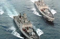 Hơn 100 tàu chiến Nga tham gia cuộc tập trận hoành tráng
