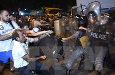 Bạo loạn tại Armenia: Hai con tin cuối cùng đã được thả