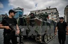 Về quy mô các lực lượng tham gia đảo chính ở Thổ Nhĩ Kỳ
