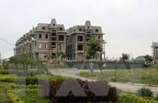 Hà Nội công khai 34 dự án đang thế chấp quyền sử dụng đất