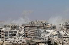 Sự kiện quốc tế 25-31/7: Phiến quân bắt đầu ra hàng quân đội Syria