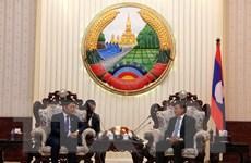 Thủ tướng Lào khuyến khích doanh nghiệp Việt Nam sang đầu tư