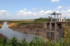 Trung và Tây Nguyên khô hạn, nước về hồ thủy điện tiếp tục thấp