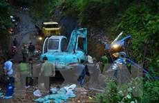 Sập hầm lò tại Quảng Ninh làm hai công nhân hầm lò tử vong