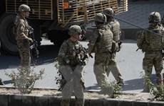 Phiến quân IS tuyên bố chiếm được vũ khí Mỹ ở Afghanistan