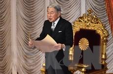 Nhật Hoàng bày tỏ ý muốn thoái vị do tuổi tác và sức khỏe