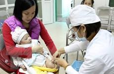 9 giờ ngày 12/8 Hà Nội mở đăng ký tiêm vắcxin Pentaxim