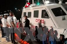 Tình báo Italy cảnh báo về nguy cơ tấn công khủng bố qua đường biển